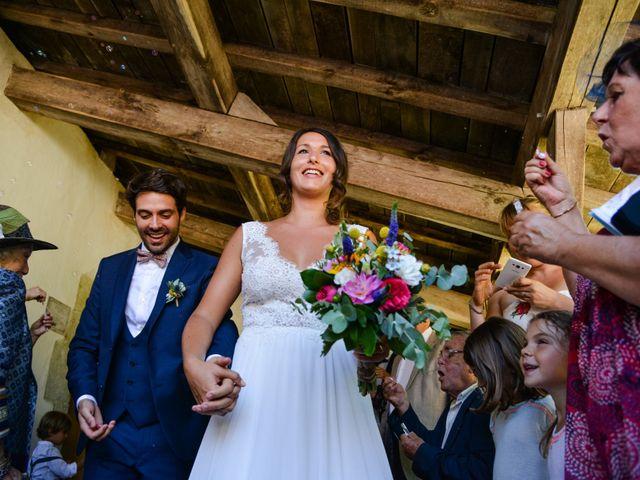 Le mariage de Antoine et Emlie à Saint-Lon-les-Mines, Landes 21