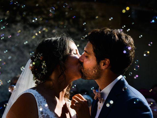 Le mariage de Antoine et Emlie à Saint-Lon-les-Mines, Landes 22