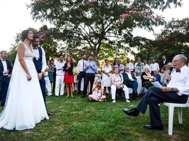 Le mariage de Antoine et Emlie à Saint-Lon-les-Mines, Landes 28