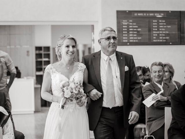 Le mariage de Stephanie et Benjamin à La Garde, Var 5