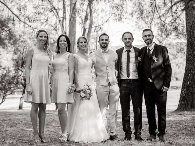 Le mariage de Stephanie et Benjamin à La Garde, Var 7