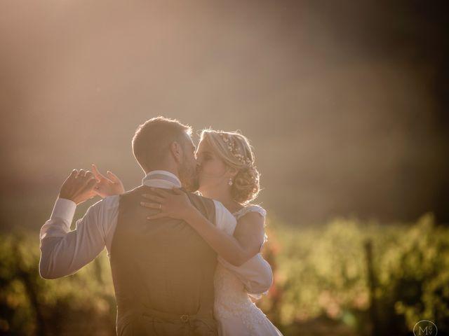 Le mariage de Stephanie et Benjamin à La Garde, Var 8