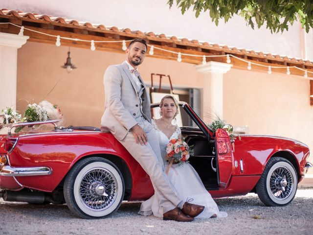 Le mariage de Stephanie et Benjamin à La Garde, Var 19