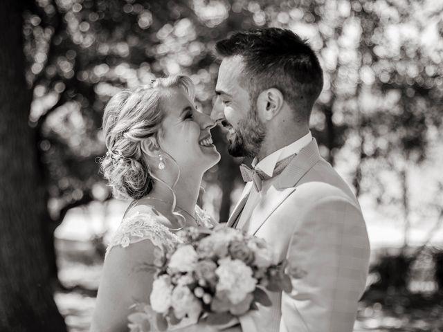 Le mariage de Stephanie et Benjamin à La Garde, Var 37