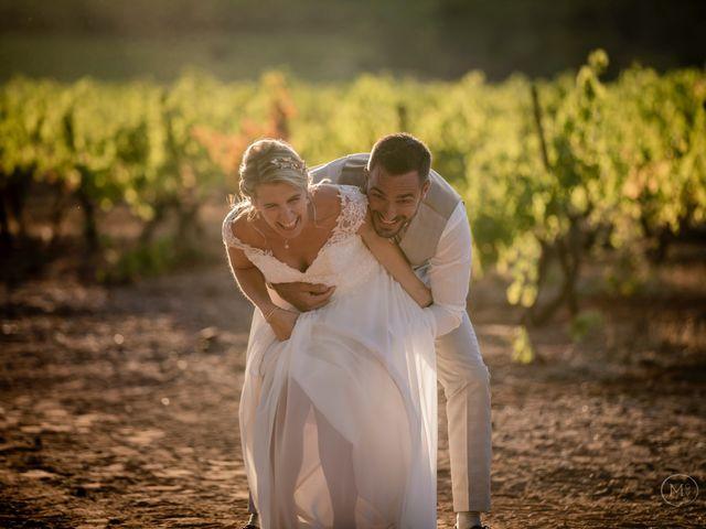 Le mariage de Stephanie et Benjamin à La Garde, Var 39
