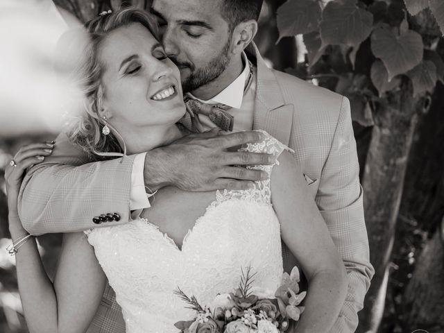 Le mariage de Stephanie et Benjamin à La Garde, Var 41