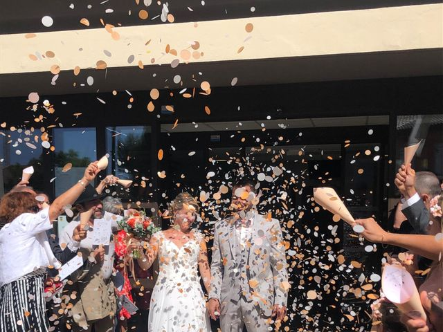 Le mariage de Stephanie et Benjamin à La Garde, Var 54