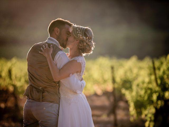 Le mariage de Stephanie et Benjamin à La Garde, Var 74
