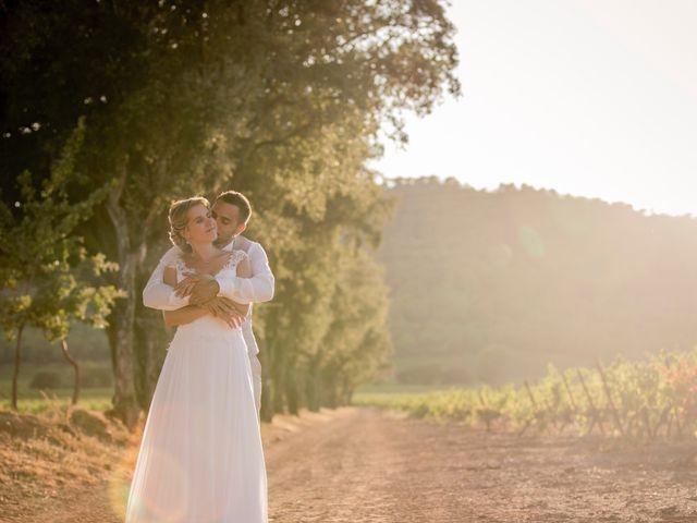 Le mariage de Benjamin et Stephanie