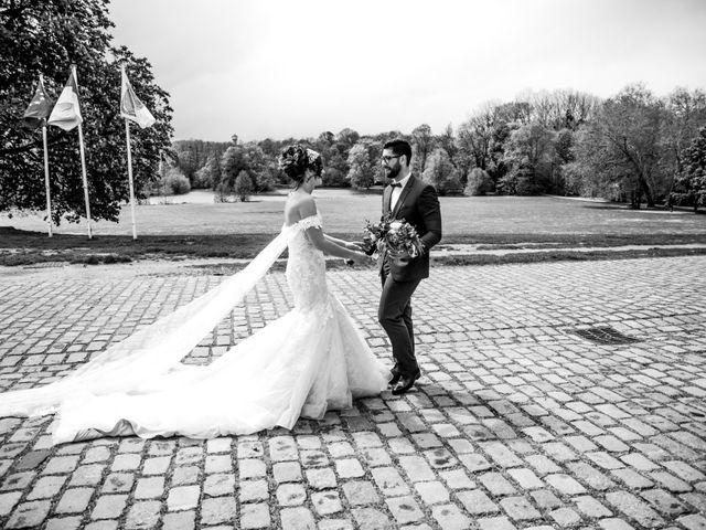 Le mariage de Mehdi et Lisa à Serans, Oise 12