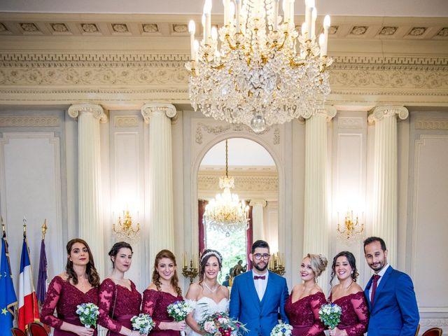 Le mariage de Mehdi et Lisa à Serans, Oise 14