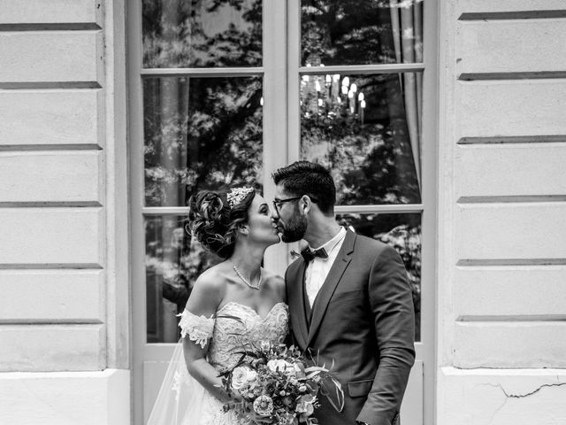 Le mariage de Mehdi et Lisa à Serans, Oise 15