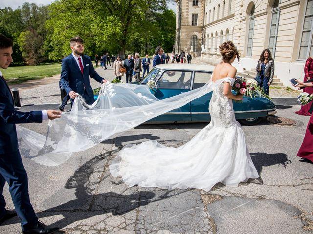Le mariage de Mehdi et Lisa à Serans, Oise 16