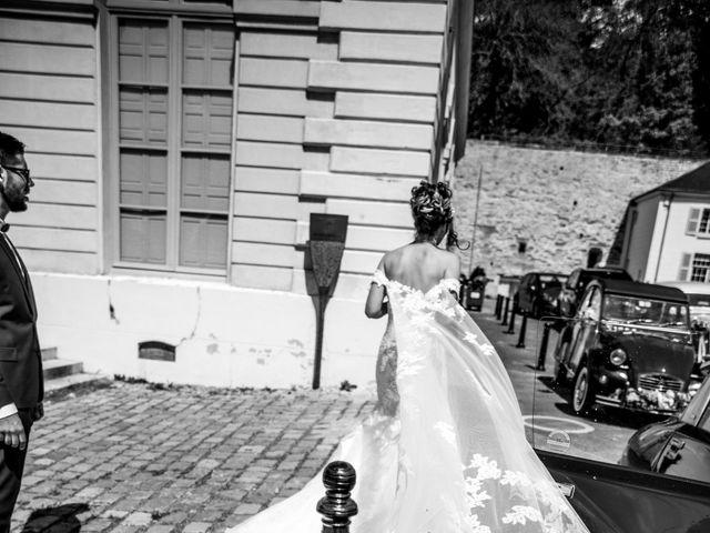 Le mariage de Mehdi et Lisa à Serans, Oise 1