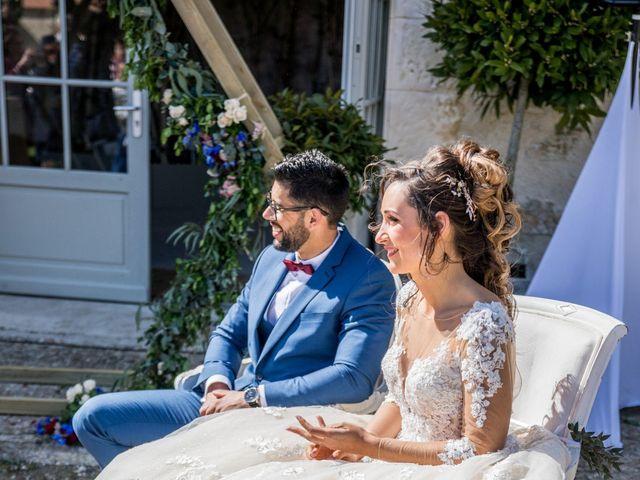 Le mariage de Mehdi et Lisa à Serans, Oise 20