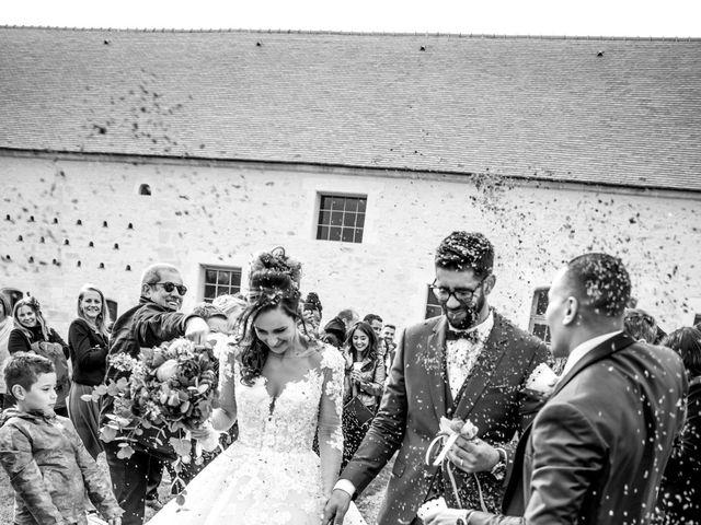 Le mariage de Mehdi et Lisa à Serans, Oise 25