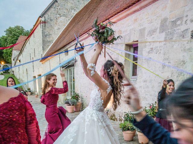 Le mariage de Mehdi et Lisa à Serans, Oise 45