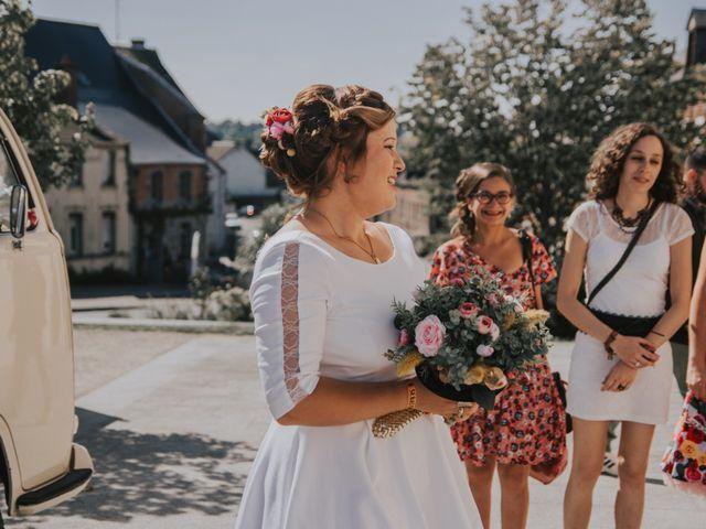 Le mariage de Sébastien et Marie à Maroilles, Nord 4
