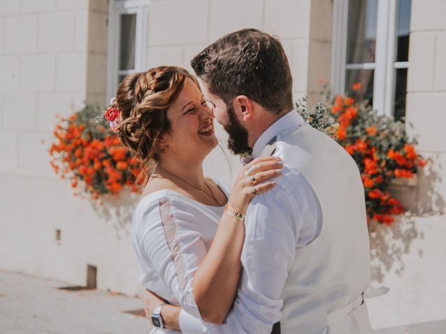 Le mariage de Sébastien et Marie à Maroilles, Nord 6