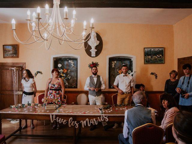 Le mariage de Sébastien et Marie à Maroilles, Nord 8