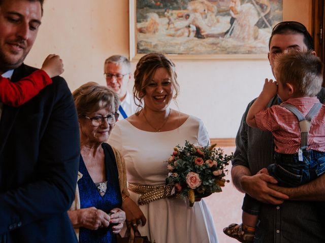Le mariage de Sébastien et Marie à Maroilles, Nord 9