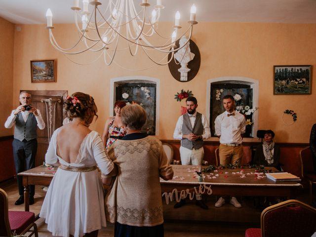 Le mariage de Sébastien et Marie à Maroilles, Nord 10