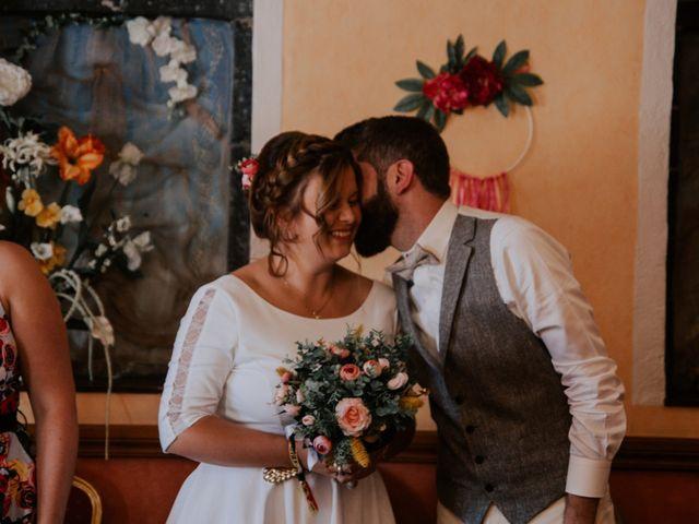 Le mariage de Sébastien et Marie à Maroilles, Nord 11