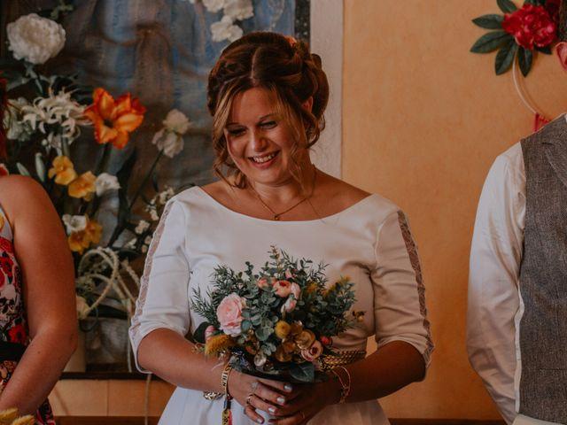 Le mariage de Sébastien et Marie à Maroilles, Nord 16