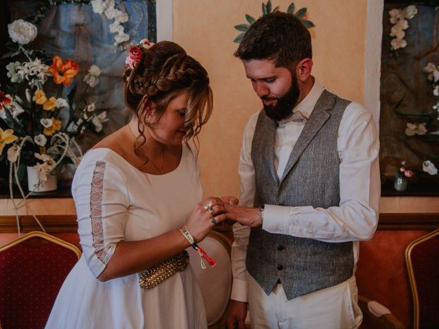 Le mariage de Sébastien et Marie à Maroilles, Nord 27