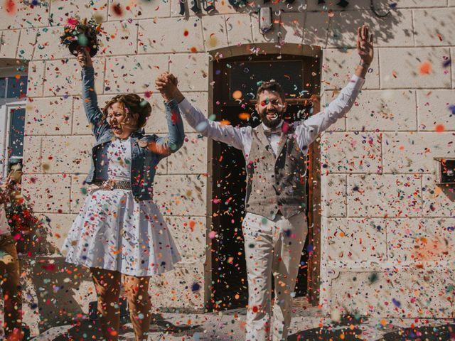 Le mariage de Sébastien et Marie à Maroilles, Nord 33