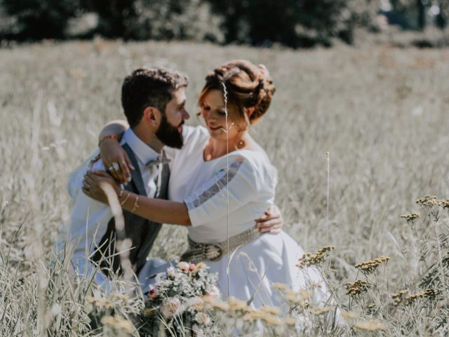 Le mariage de Sébastien et Marie à Maroilles, Nord 56
