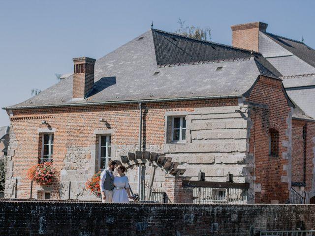 Le mariage de Sébastien et Marie à Maroilles, Nord 60