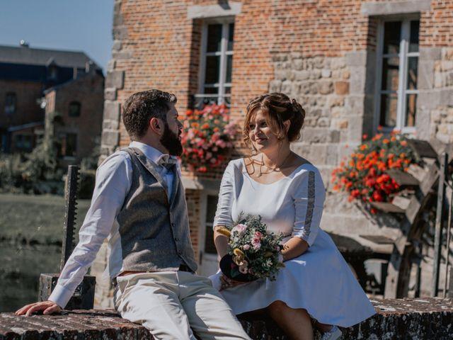 Le mariage de Sébastien et Marie à Maroilles, Nord 61