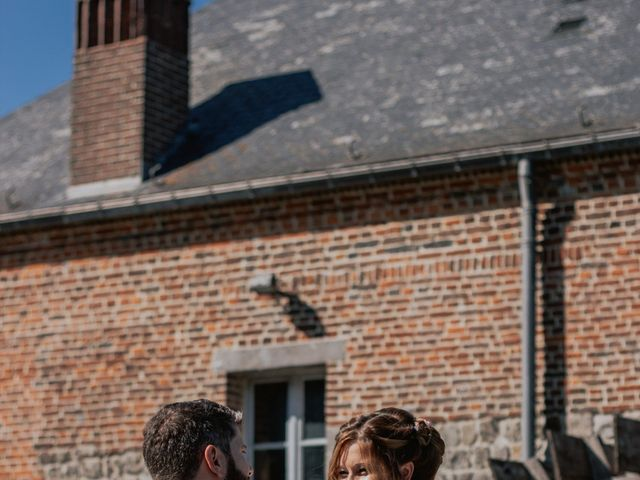 Le mariage de Sébastien et Marie à Maroilles, Nord 62