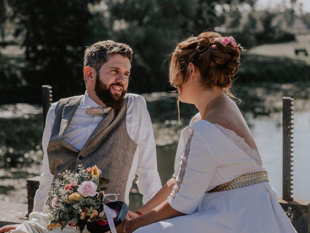 Le mariage de Sébastien et Marie à Maroilles, Nord 64