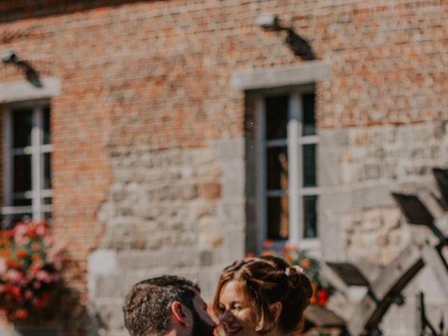 Le mariage de Sébastien et Marie à Maroilles, Nord 65