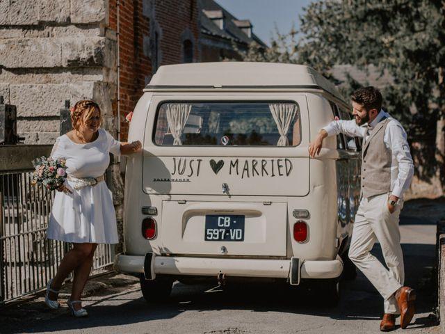 Le mariage de Sébastien et Marie à Maroilles, Nord 67