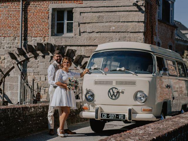Le mariage de Sébastien et Marie à Maroilles, Nord 70