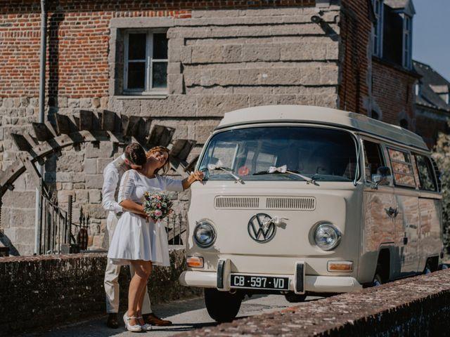 Le mariage de Sébastien et Marie à Maroilles, Nord 71