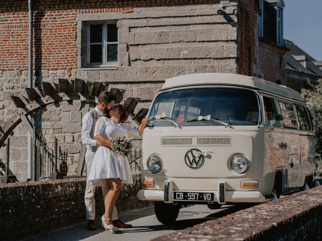 Le mariage de Sébastien et Marie à Maroilles, Nord 72