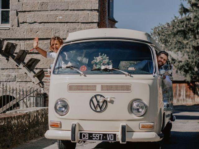 Le mariage de Sébastien et Marie à Maroilles, Nord 73