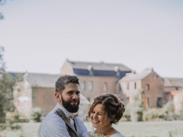 Le mariage de Sébastien et Marie à Maroilles, Nord 74