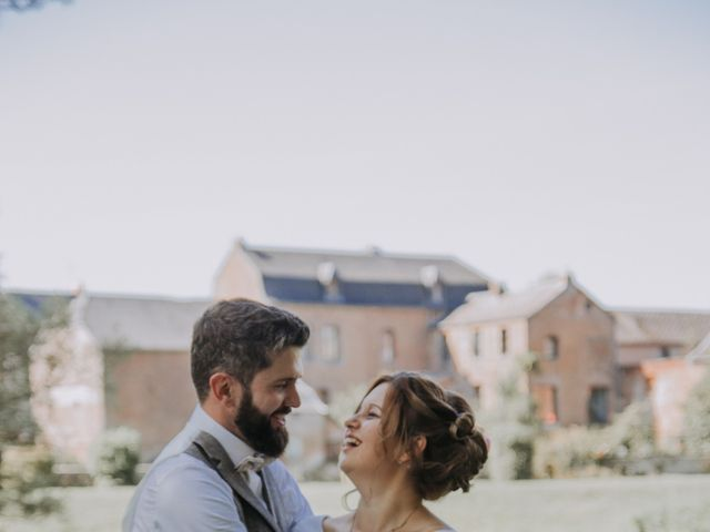 Le mariage de Sébastien et Marie à Maroilles, Nord 75