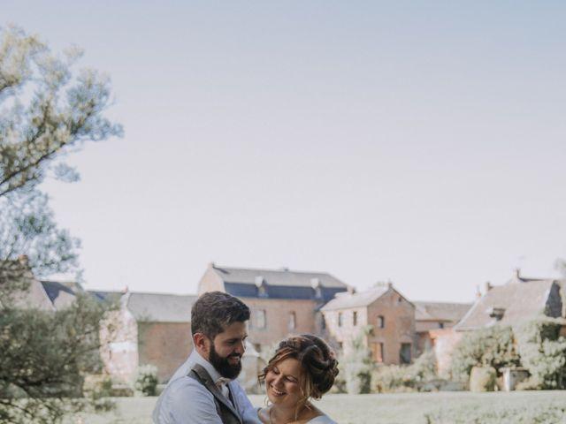 Le mariage de Sébastien et Marie à Maroilles, Nord 76