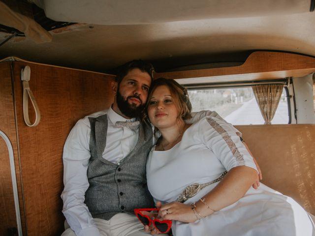 Le mariage de Sébastien et Marie à Maroilles, Nord 84