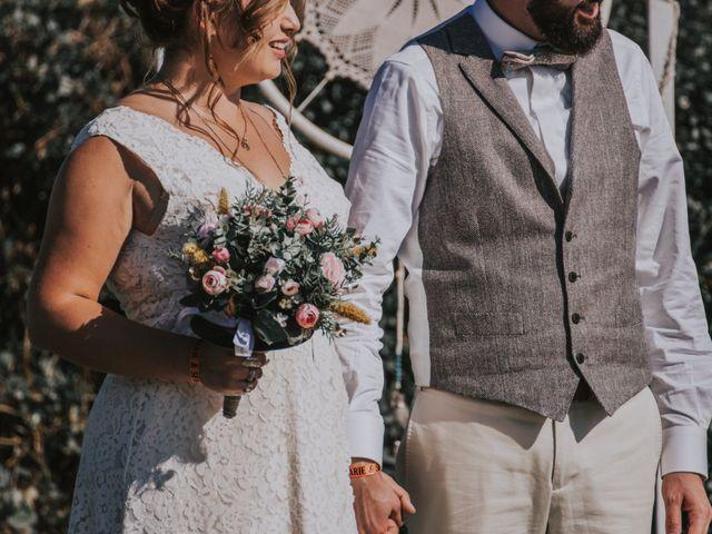 Le mariage de Sébastien et Marie à Maroilles, Nord 110
