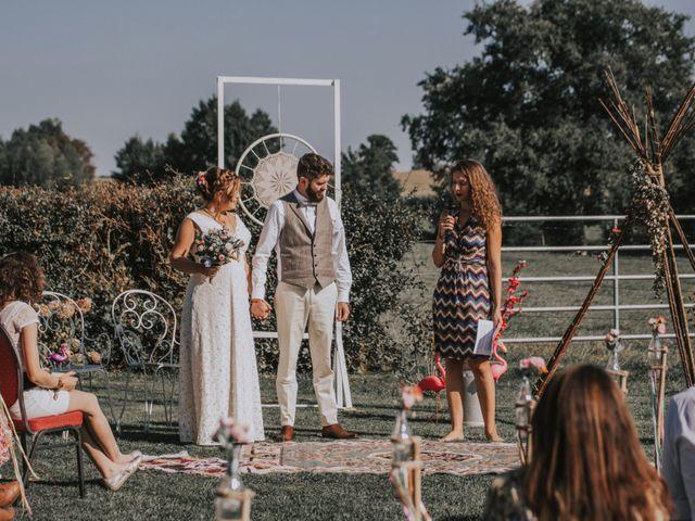 Le mariage de Sébastien et Marie à Maroilles, Nord 111
