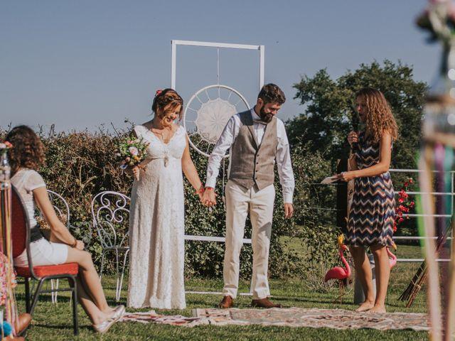 Le mariage de Sébastien et Marie à Maroilles, Nord 115