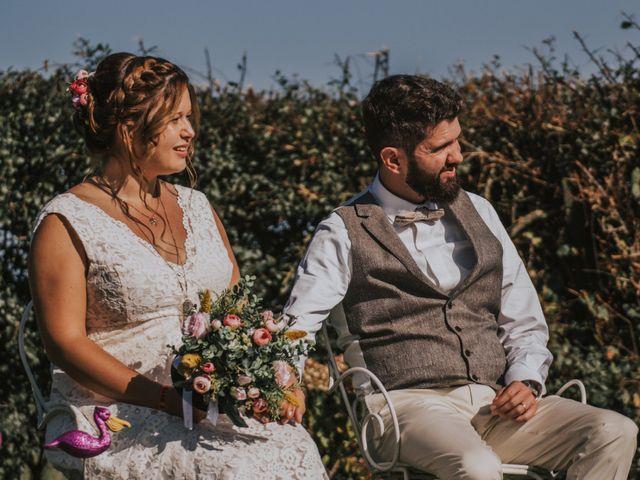 Le mariage de Sébastien et Marie à Maroilles, Nord 120