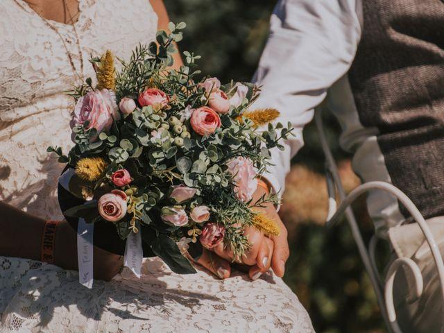 Le mariage de Sébastien et Marie à Maroilles, Nord 121